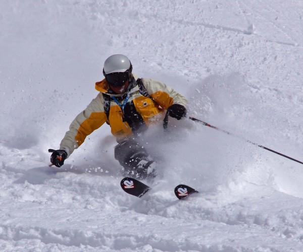Buying skis