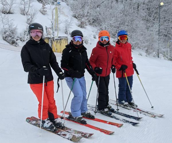 Should I take a ski lesson?